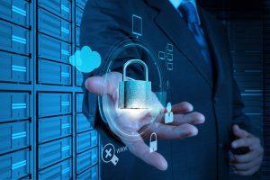 Secure IP symbol