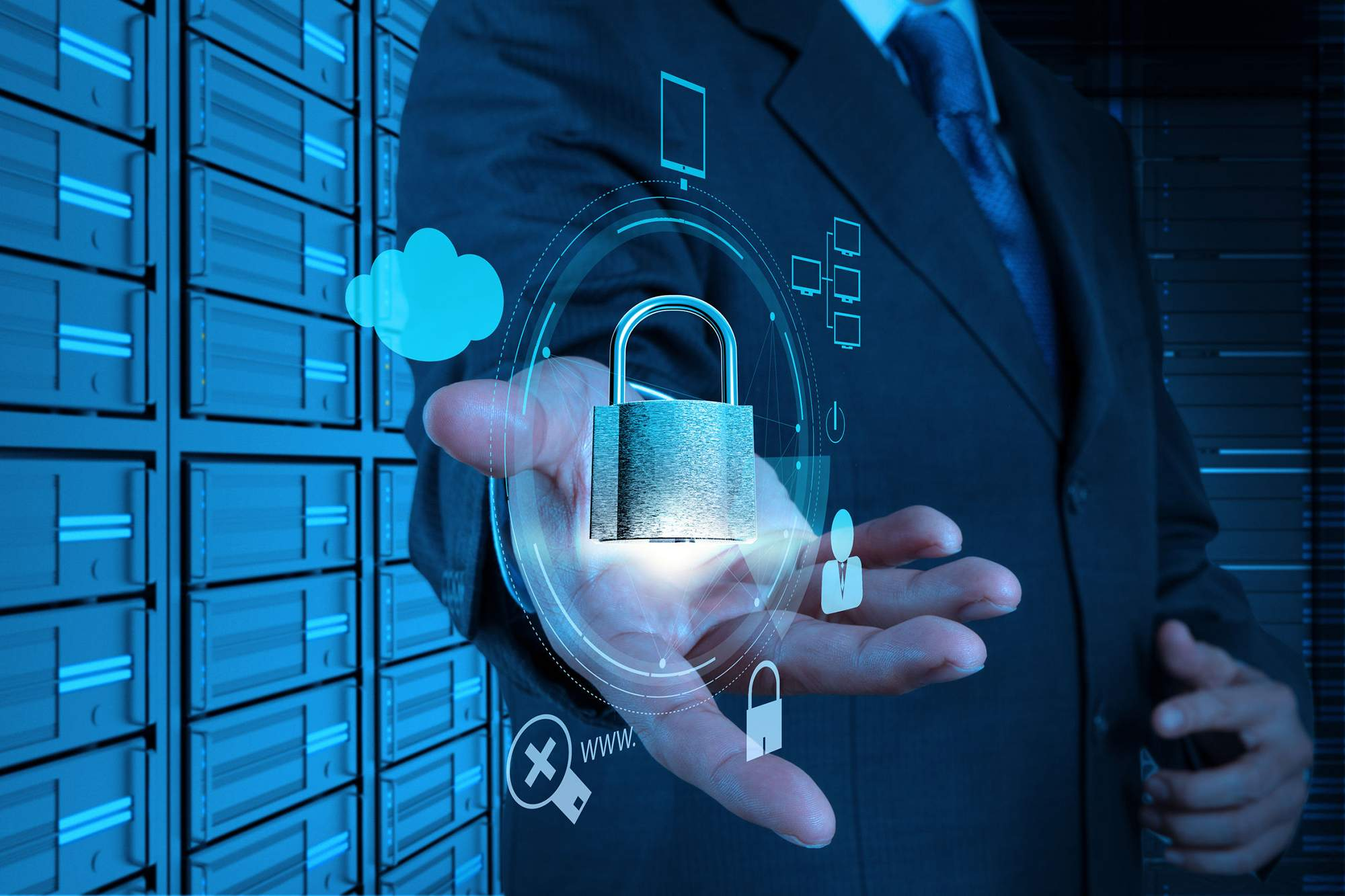 Integrated IP Security Solutions